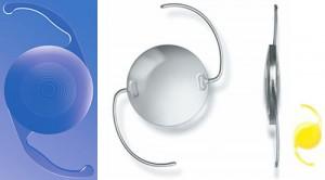 lente intra ocular curiti