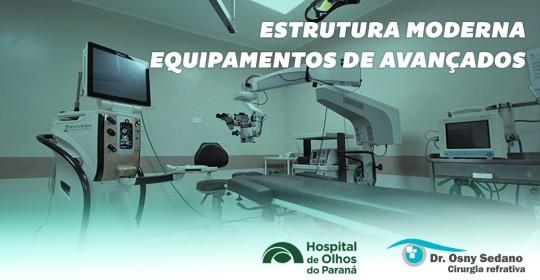 Hospital de Olhos do Paraná