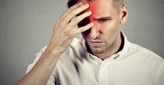 Dor de cabeça pode ser problema de visão