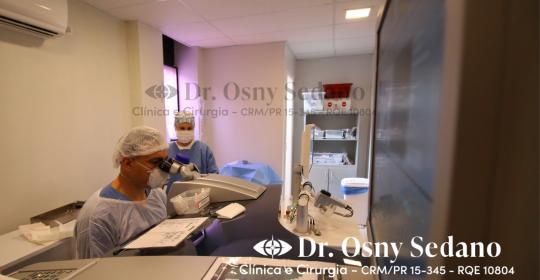 DR. Osny Sedano responde as dez dúvidas mais comuns sobre cirurgia refrativa