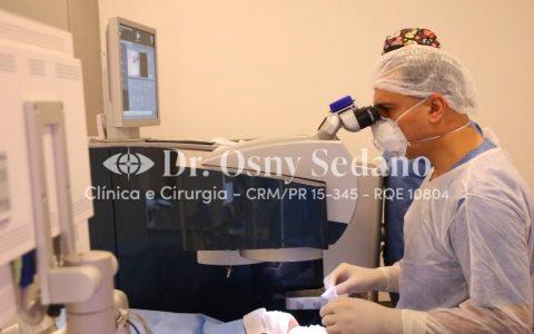 Cirurgia refrativa em Curitiba